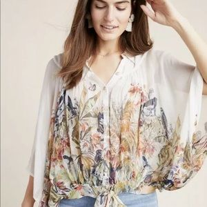 Anthropologie Maeve Portia top xs/s new 🌟🌟